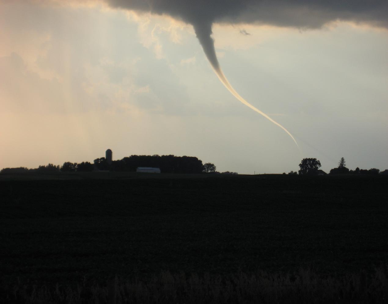 storm in webster county iowa was able to spawn a very picturesque. Cars Review. Best American Auto & Cars Review