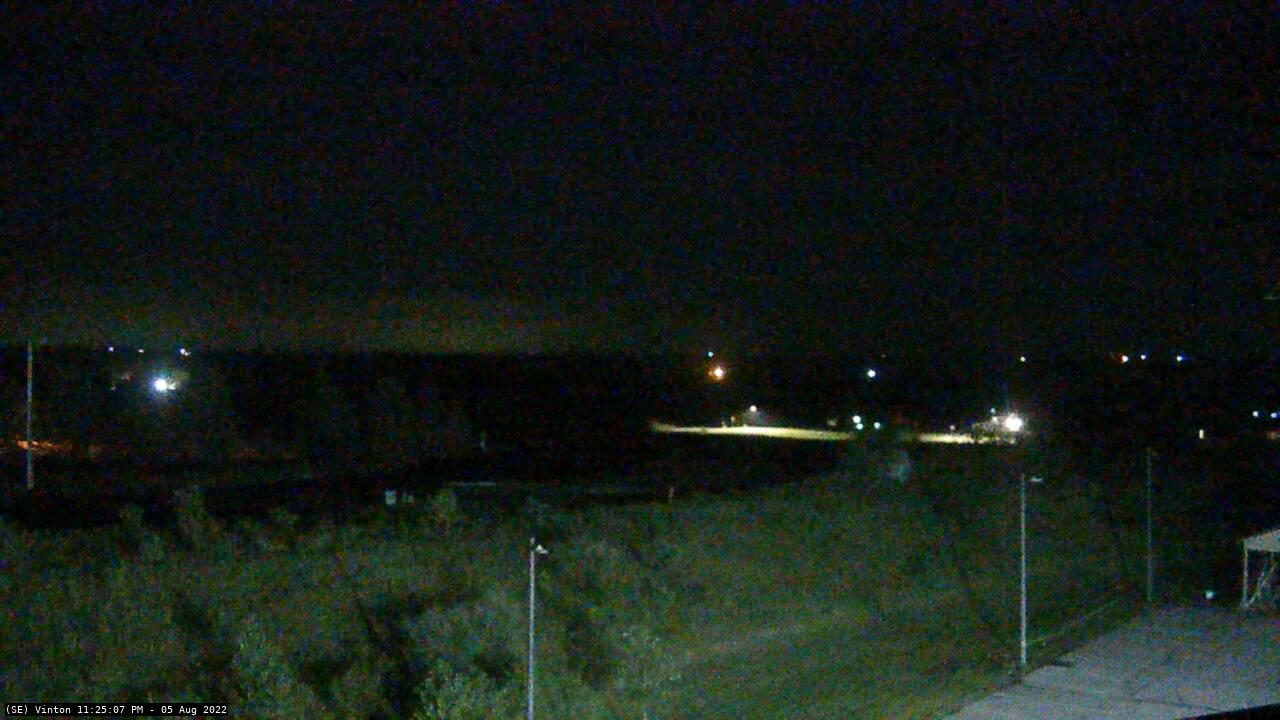 Camera image from Vinton