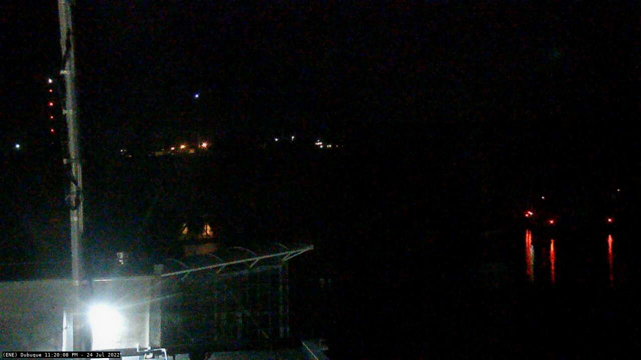 Camera image from Dubuque