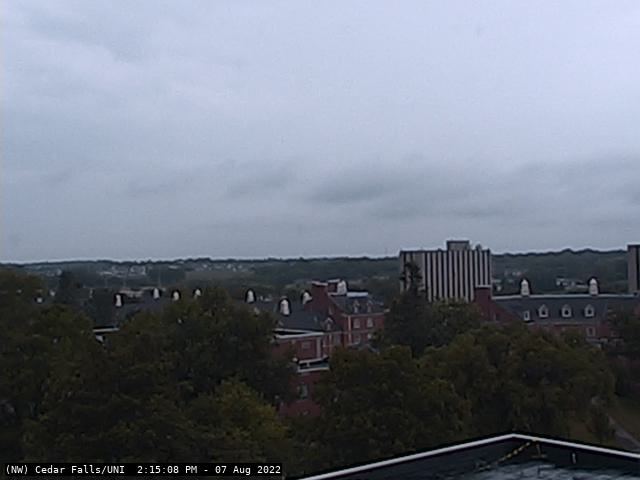 Cedar Falls - UNI, Iowa Webcam