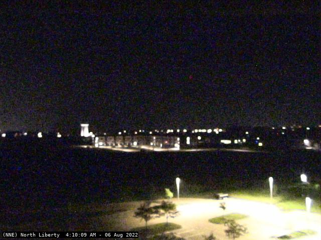 Camera image from North Liberty